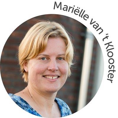 Marielle van 't Klooster